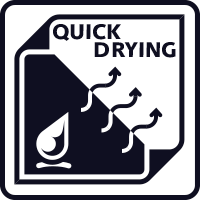 Quick-drying