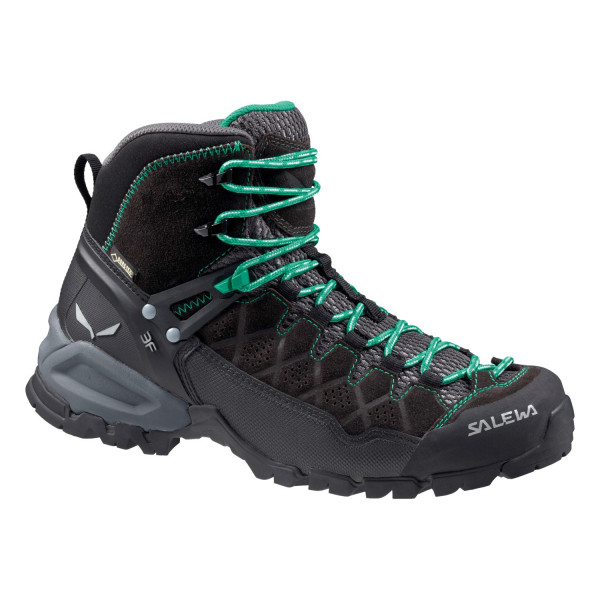 Salewa Alpine Trainer Mid GoreTex Womens Walking Boots  SS17   LbfrYNgU
