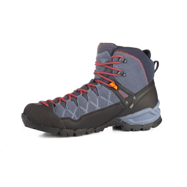 Trekking-/& Wanderstiefel Unisex ni/ños SALEWA Jr ALP Trainer Mid Gore-Tex